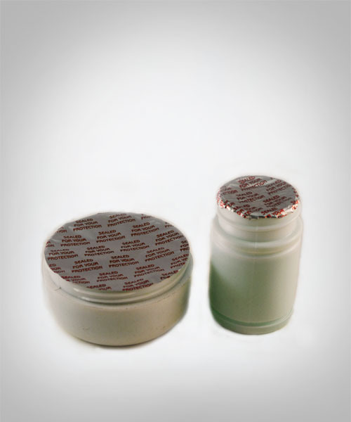 Foil Lids for LDPE Containers (1000 pcs.)
