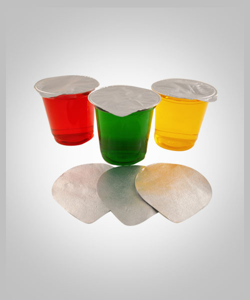 Foil Lids for Plastic PP Cups (2000 pcs, 80.5 mm)