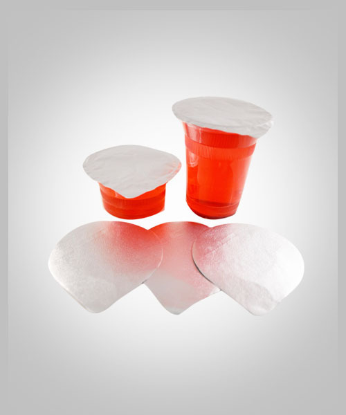 Foil Lids for Plastic PP Cups (95 mm; 1000 pcs.)