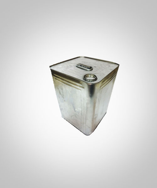 Square Steel Container