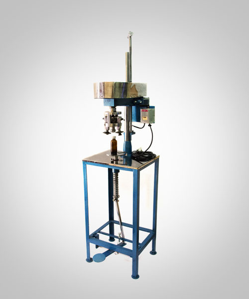 ROPP Capping Machine (Motorized)