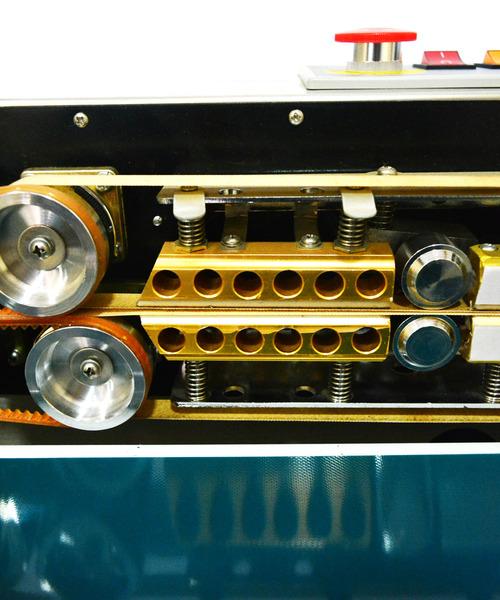 Cooling unit close-up