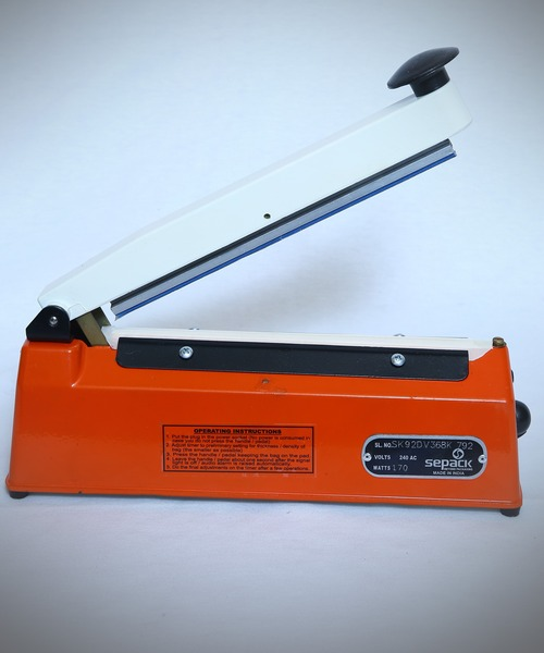 Sepack Manual Bag Sealer 8