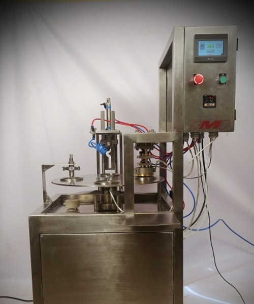 Semi-automatic Cup Filling and Sealing Unit